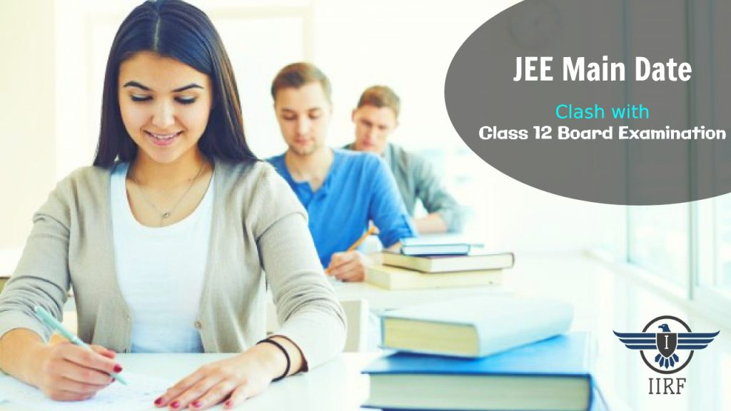 How to Tackle From Date Clash of JEE and 12th Exams