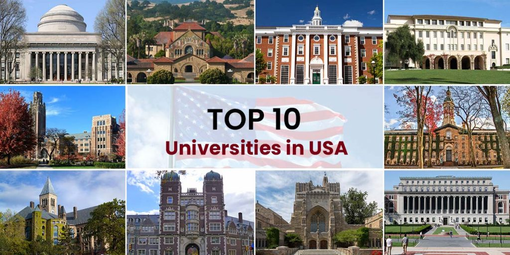 Top 10 Most Popular US Universities/ Colleges for International Students in 2021 for Bachelor Programs