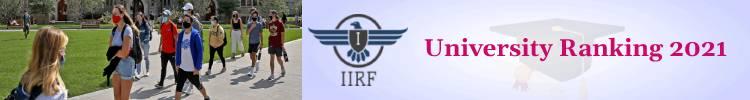 IIRF University Ranking 2021